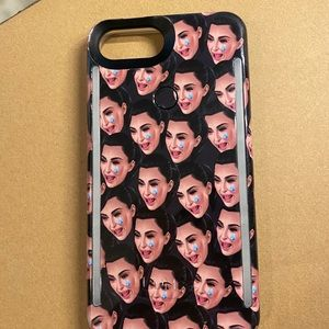 LuMee Kimoji iPhone 7/8+ Phone Case